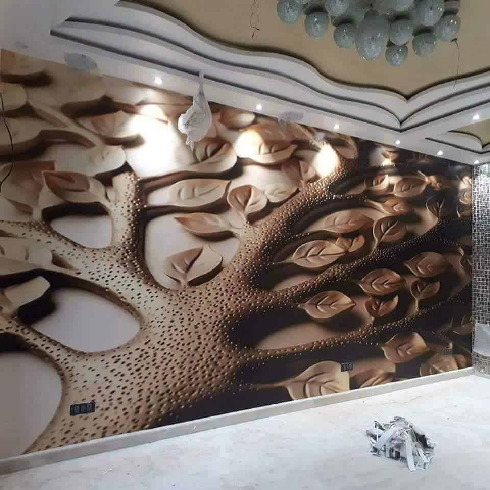 false ceiling paint design