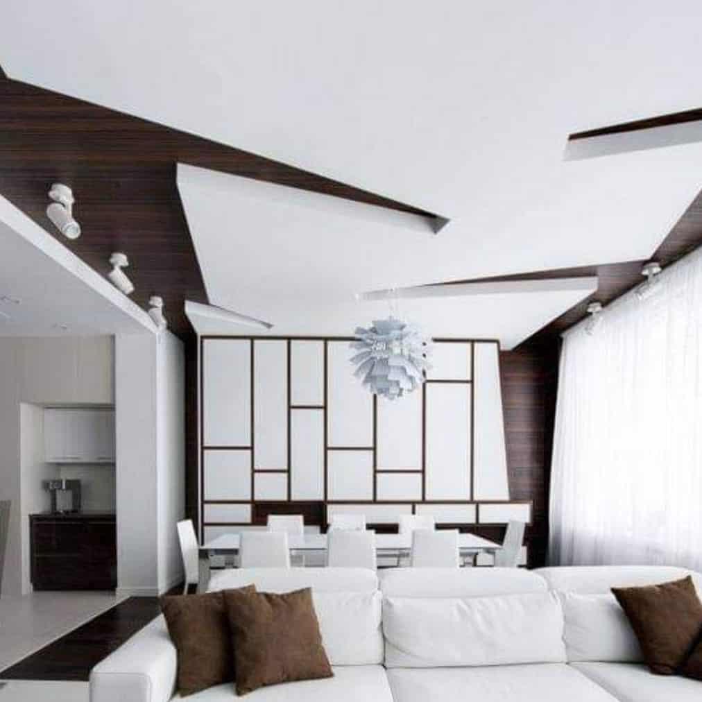 False ceiling ideas for living rooms