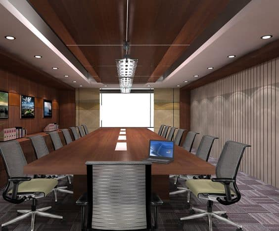 false ceiling design for office