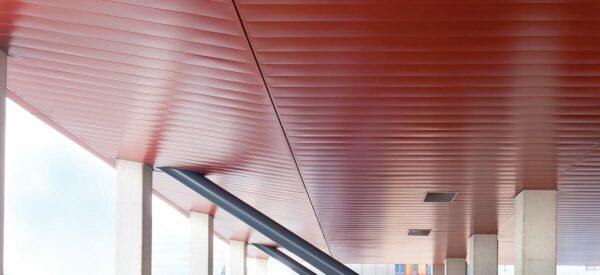 Hunter Douglas Exterior Wide Ceiling Panels