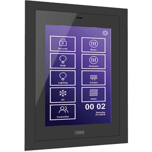 GM Intelligent Touch Screen Switches