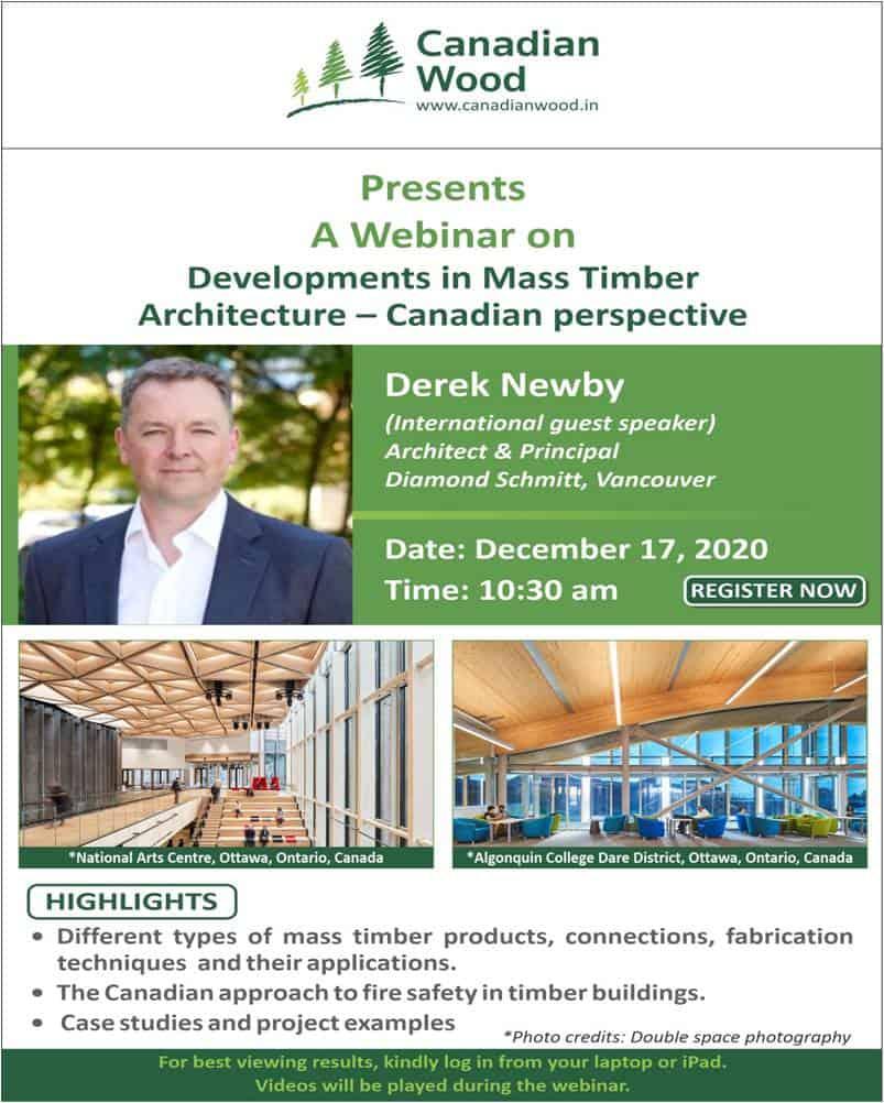 Mass timber architecture