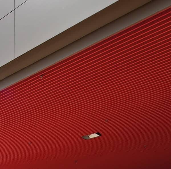 Hunter Douglas Luxalon V100 Screen Ceilings