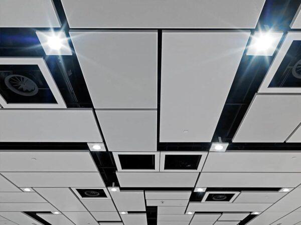 durlum durSOLO raft ceiling type 1&2