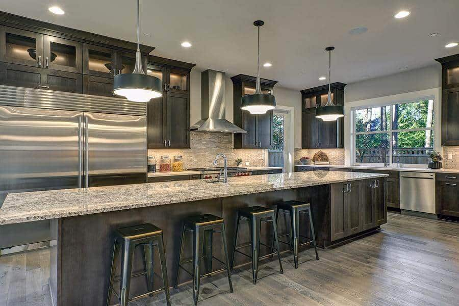 kitchen false ceiling lighting