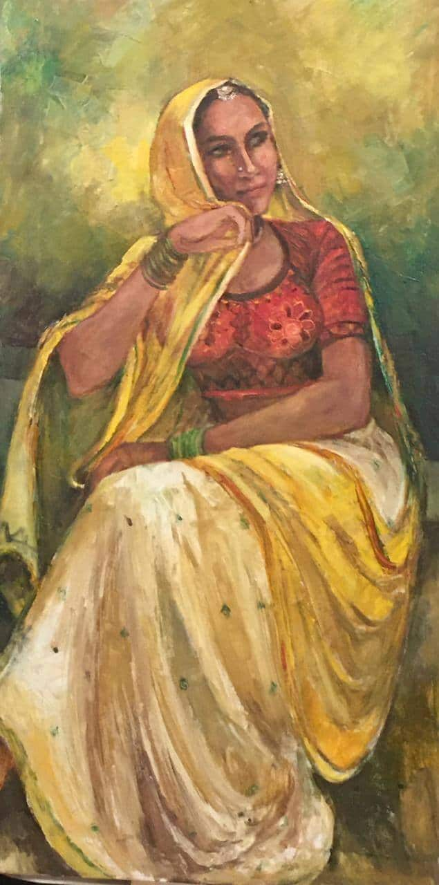 Affordable paintings - Annu Naik