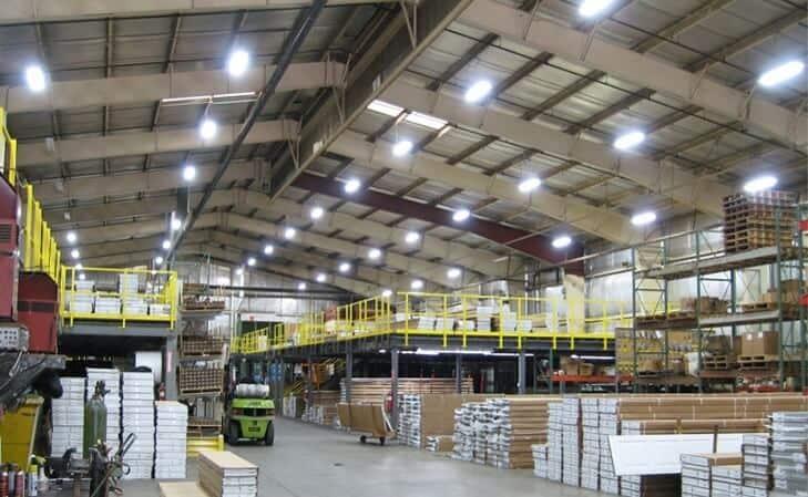 LED lights for industry