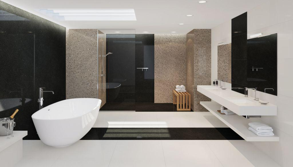 Quantra countertop for bathrooms