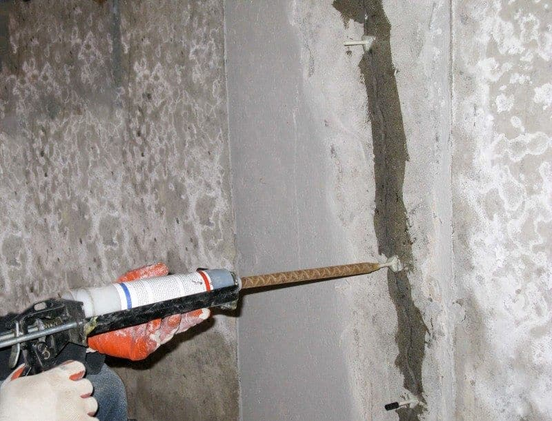 grout injection