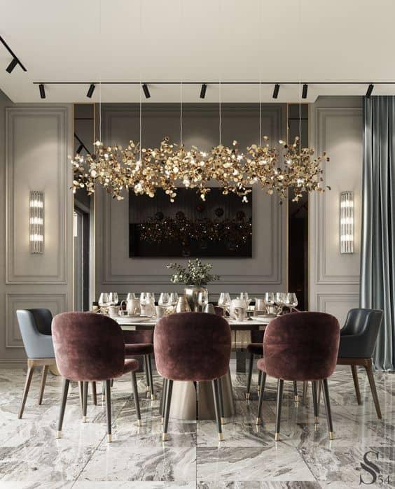 Decorative light Chandeliers