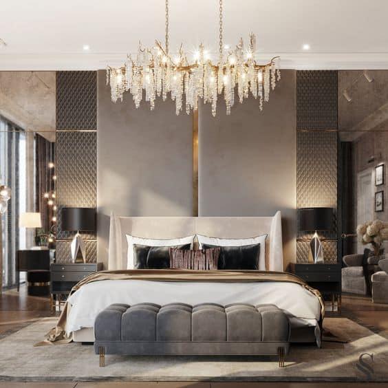 decorative ceiling chandeliers