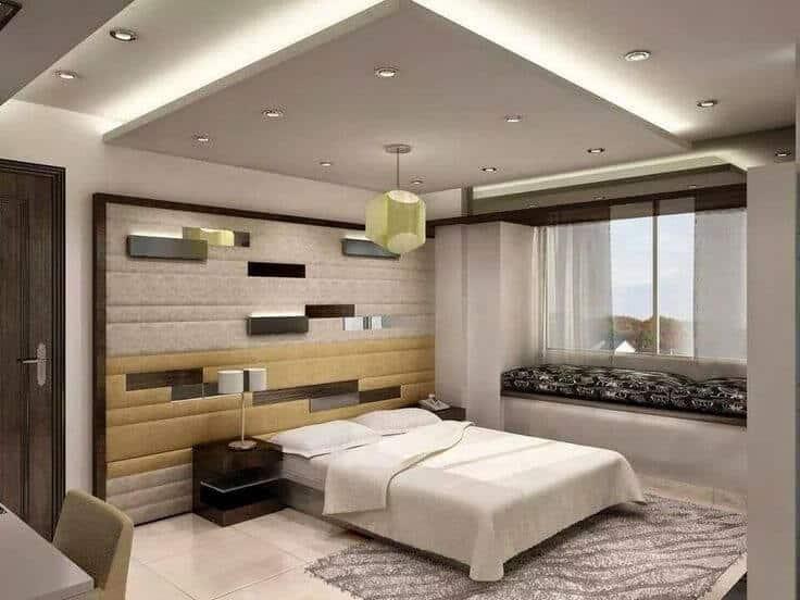 LED lightings for bedroom
