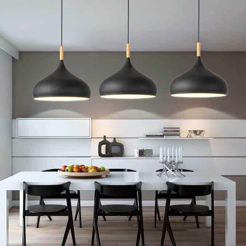 pendant lights for dinning room