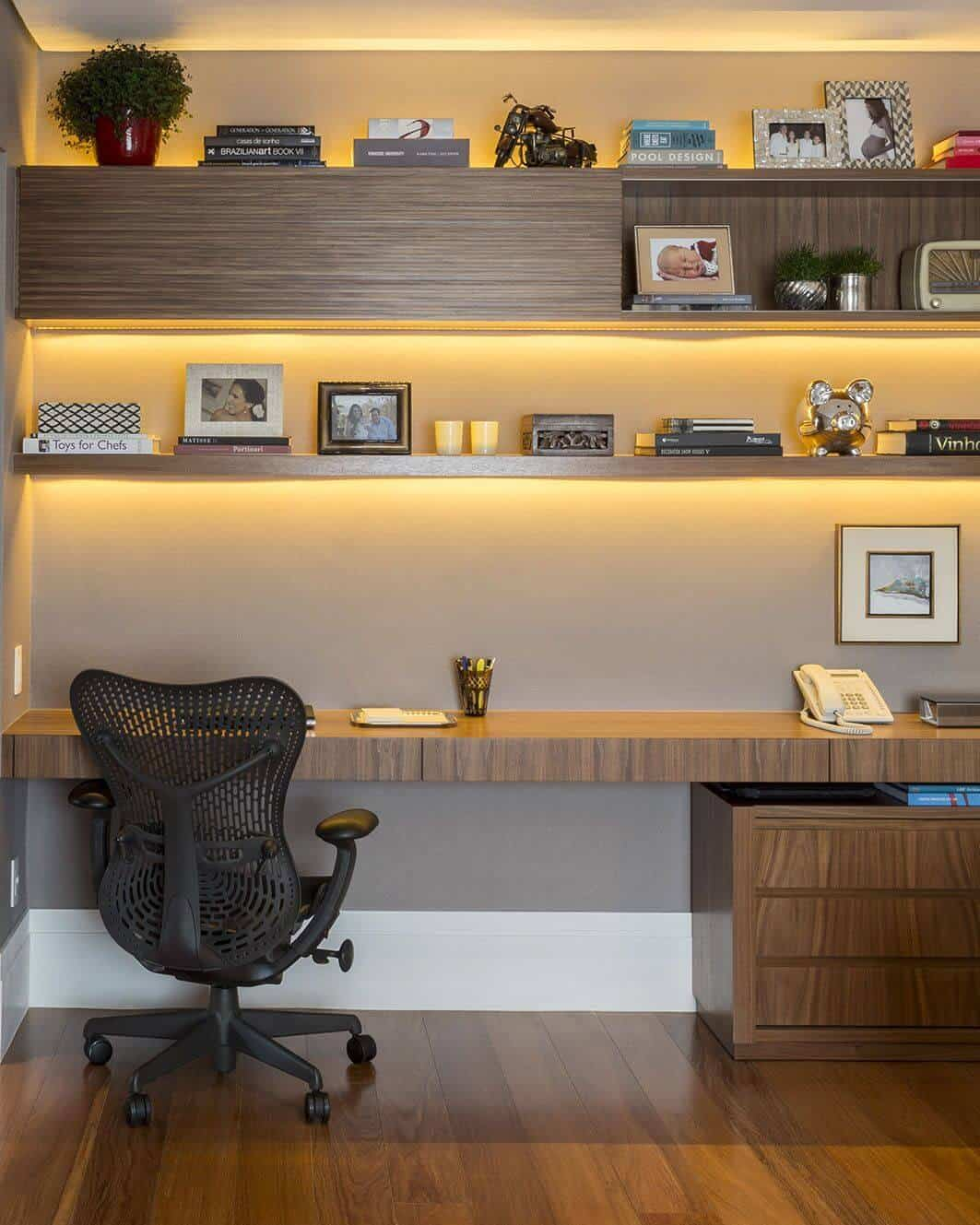 LED lights for home-office