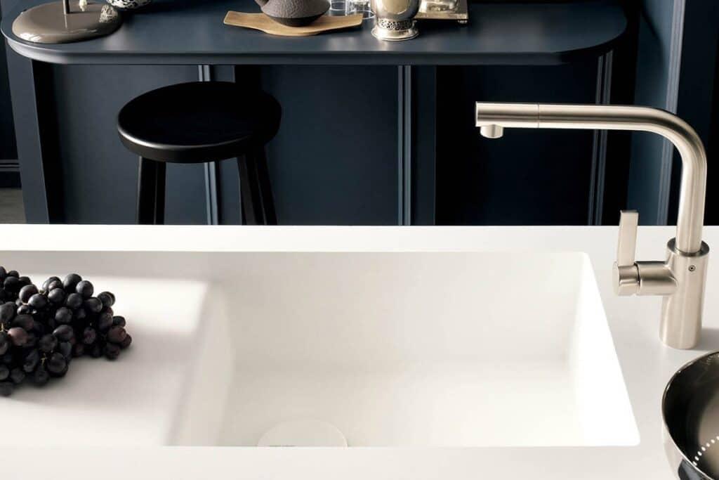Corian for modular kitchens