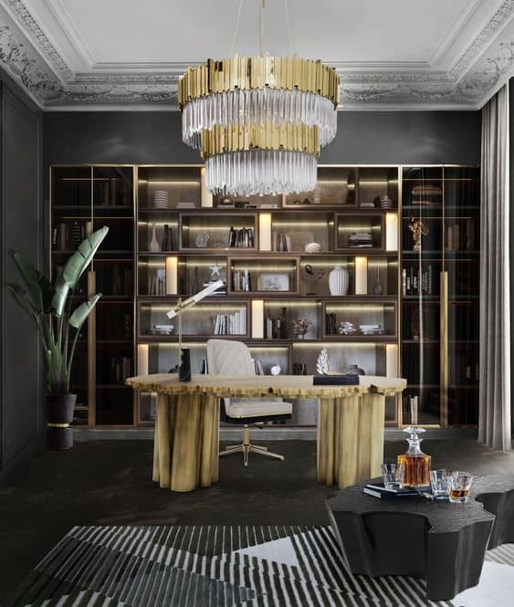 office lighting chandelier