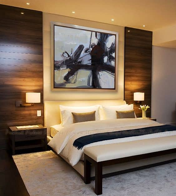 decorative lighting for bedroom