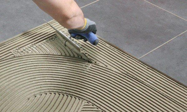 tiling adhesives