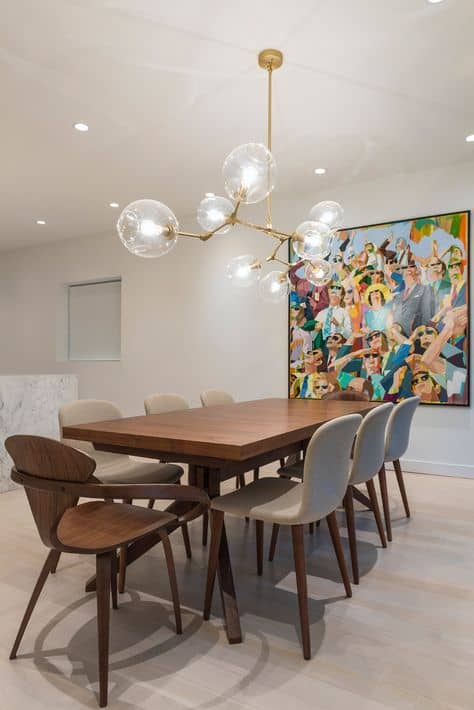 ceiling lights for dining room