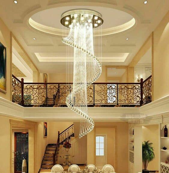 ceiling chandelier for living room