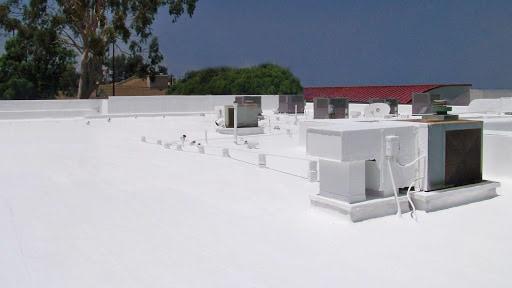 waterproofing of building