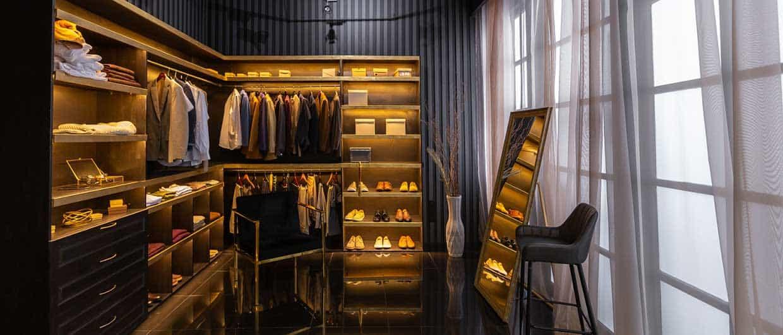 wurfel light and drawer system cupboard interior design