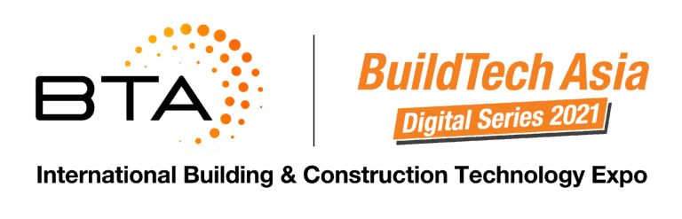 BuildTech asia 2021, building and construction technology