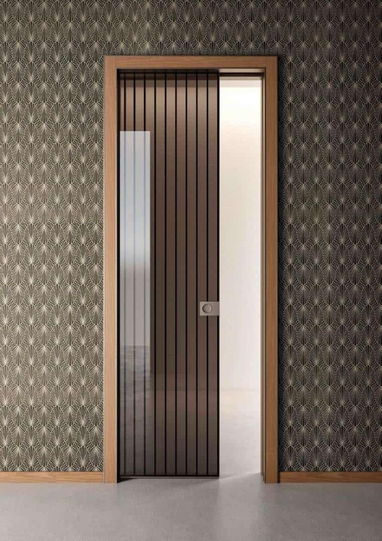 modern door designs with high gloss laminates