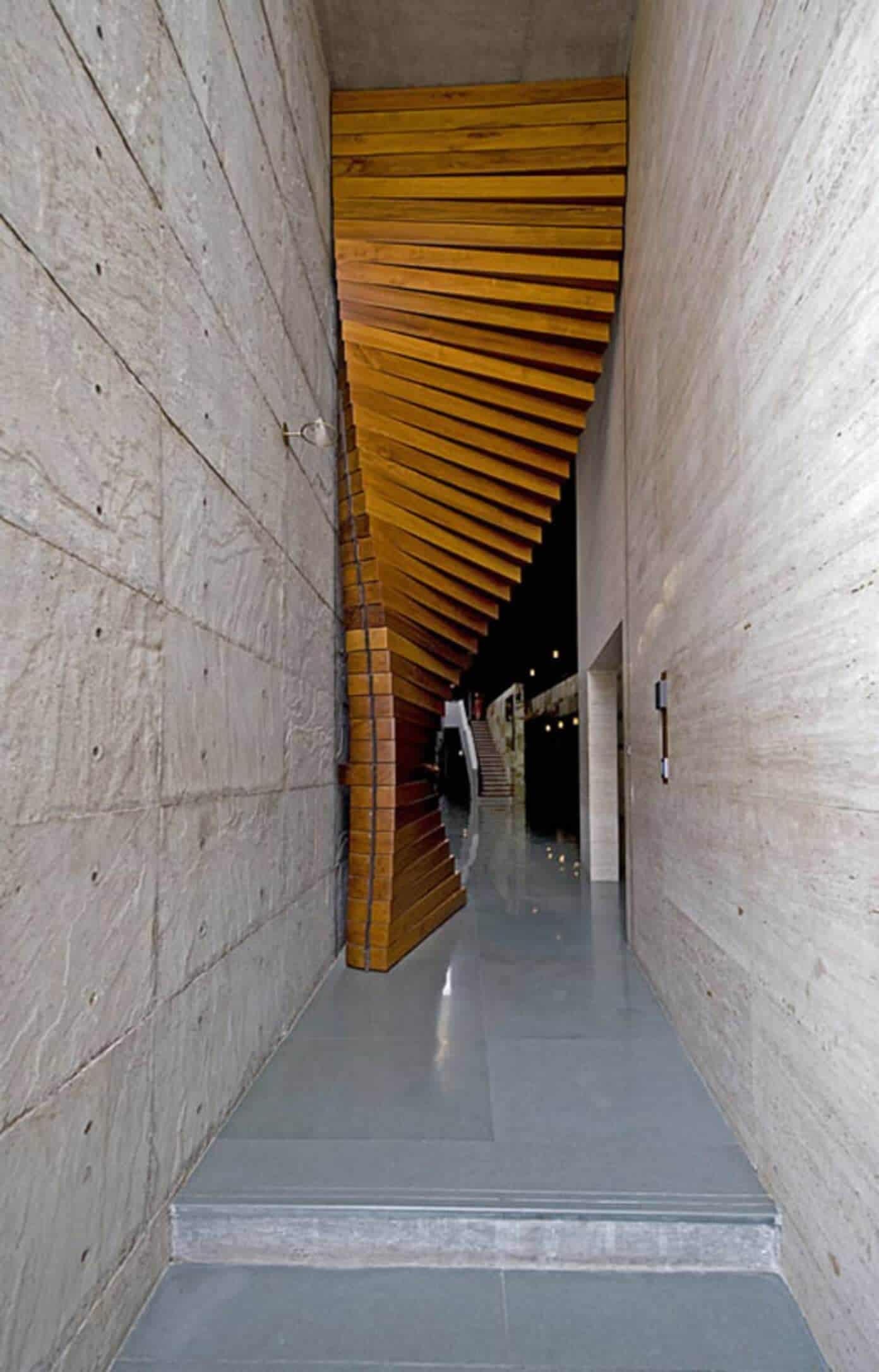 oversized front door designs made with wood planks, modern door designs
