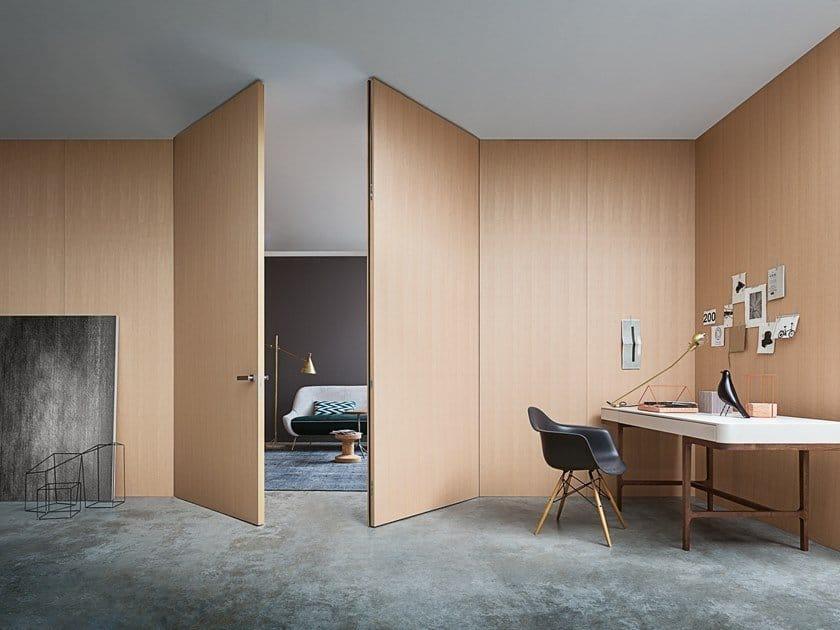 wood door design
