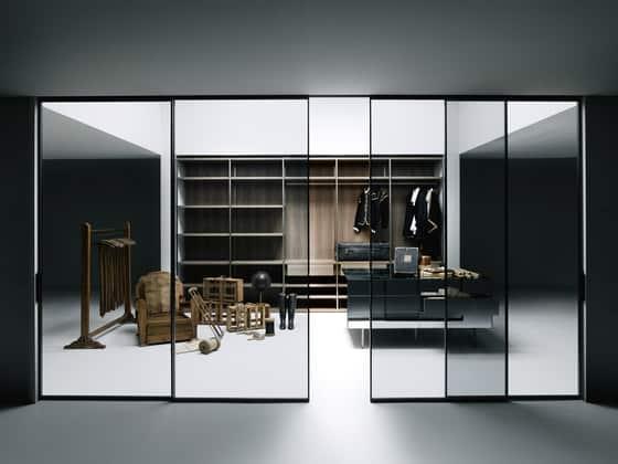 sliding door cupboard interior design