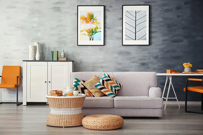 white wall paint design texture