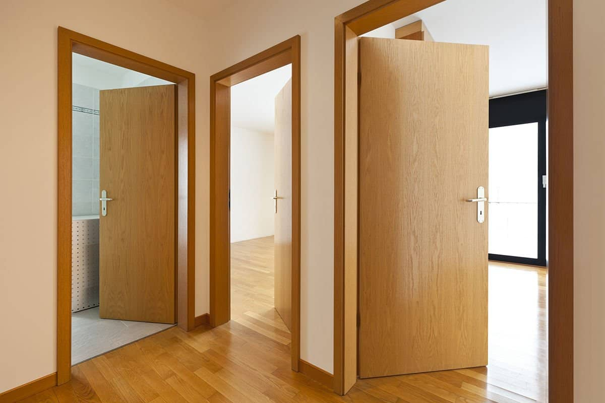 designs of doors with laminates