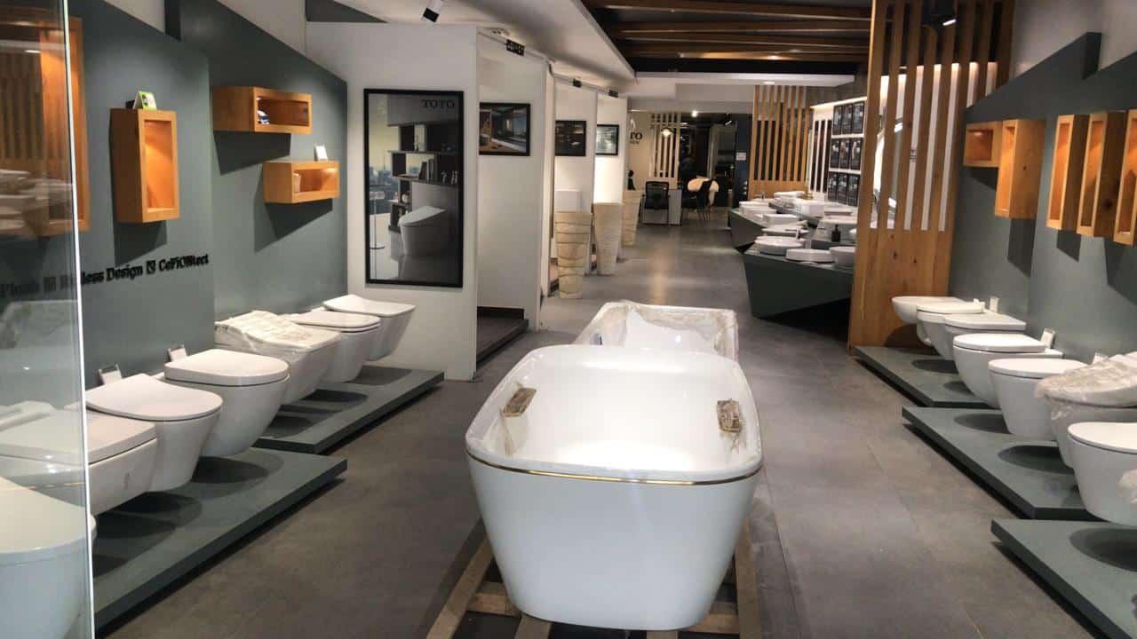 TOTO Dealer - Gupta Bath World, Chandigarh for bathroom products