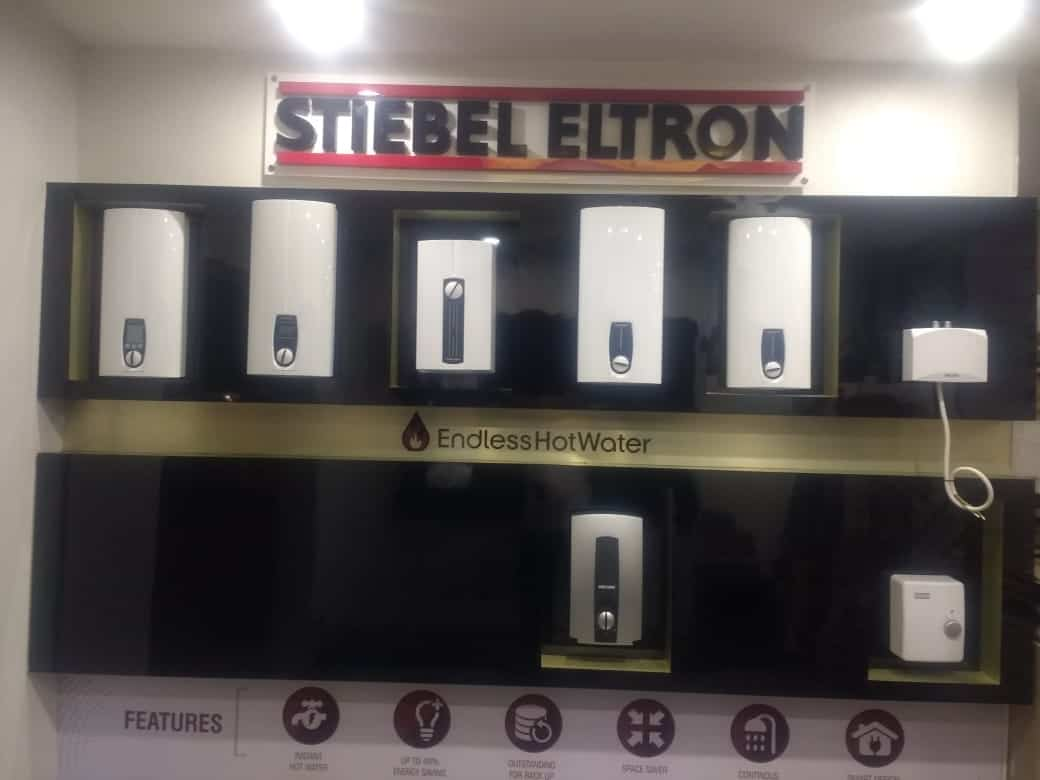 stiebel eltron bathroom products