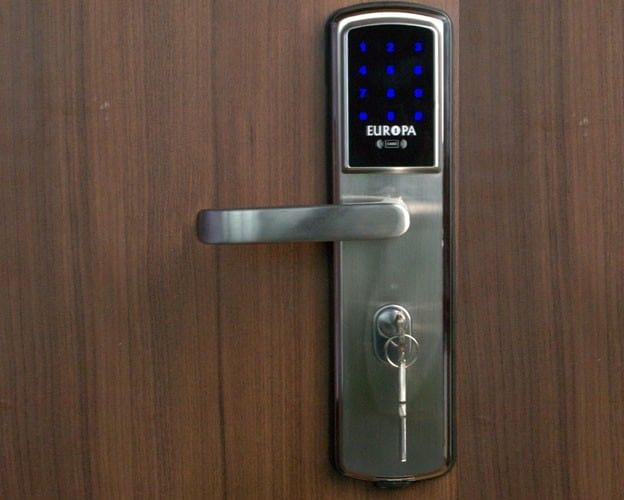 smart lock, europa lock, padlock