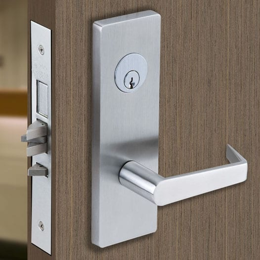 mortise locks that can replace a traditional padlock