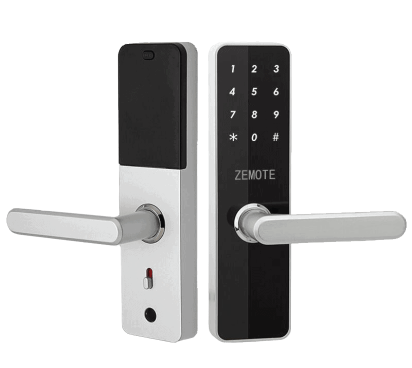 smart door locks that can replace a traditional padlock