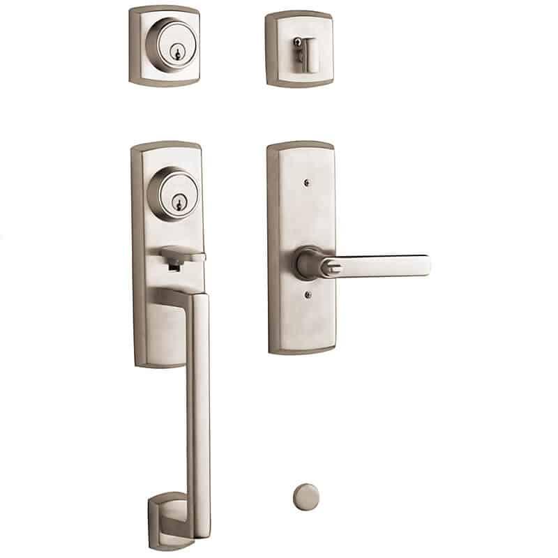 door lock handleset
