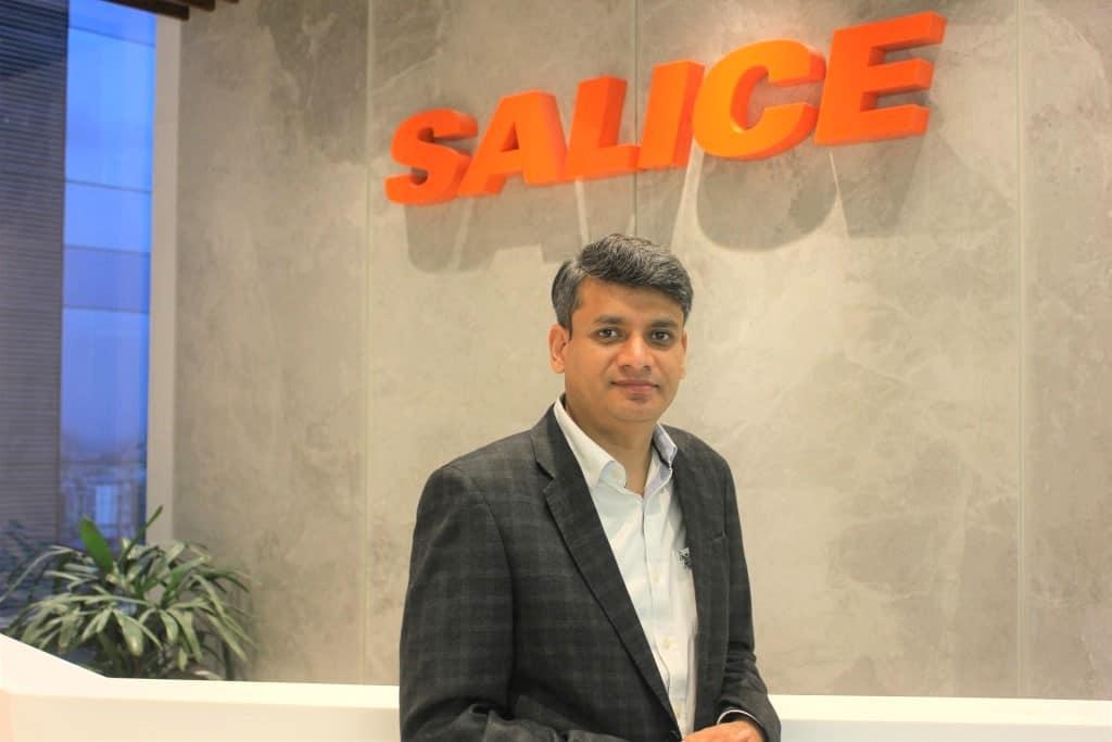 Mr. Vivek Modi, Managing Director, Salice India Pvt. Ltd.