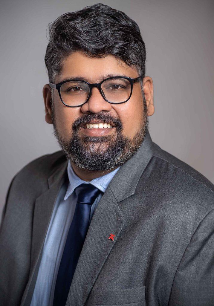 Mr. Balakrishnan Pillai, Hafele India