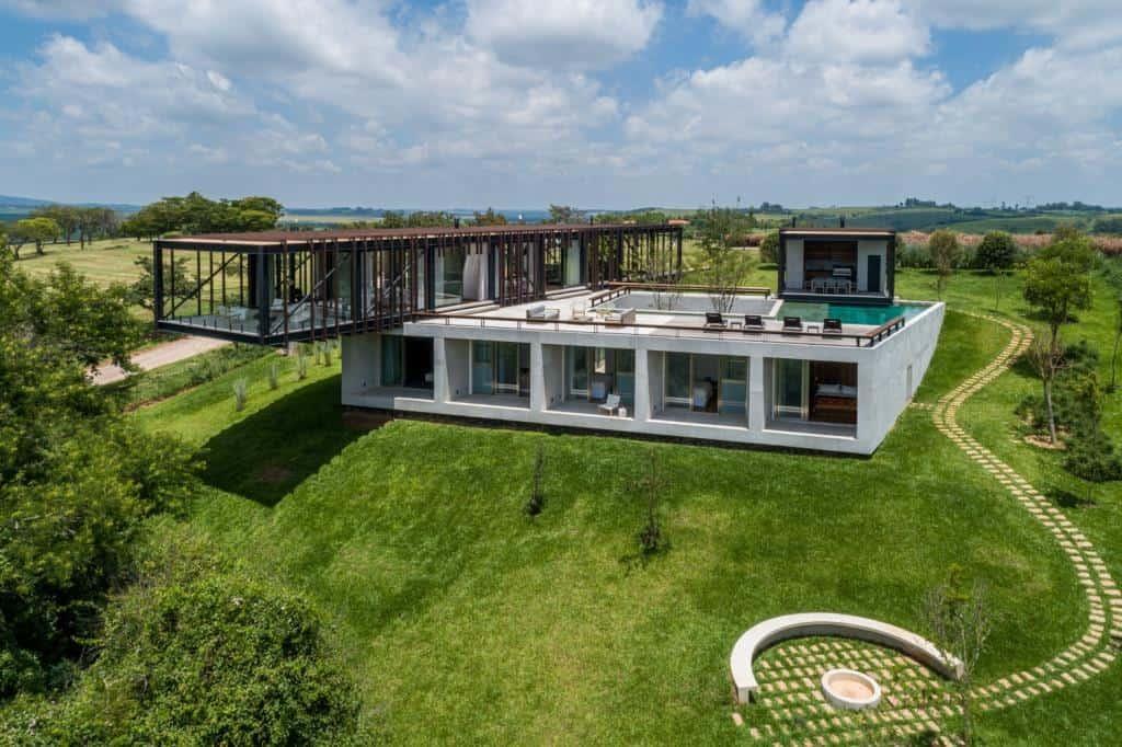 modern home design front elevation