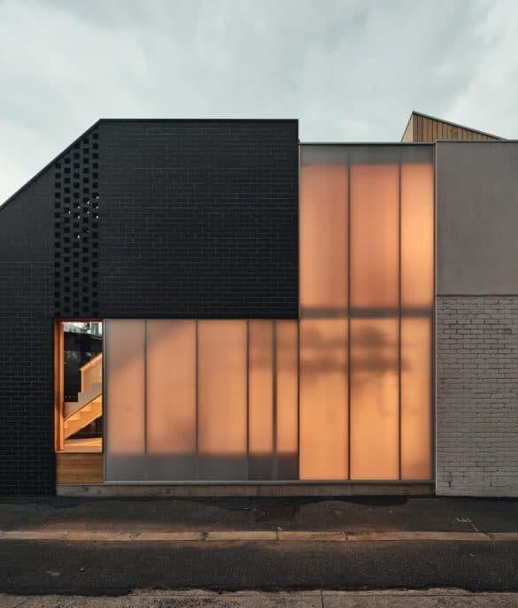 black home design exterior, modern home design, front elevation design