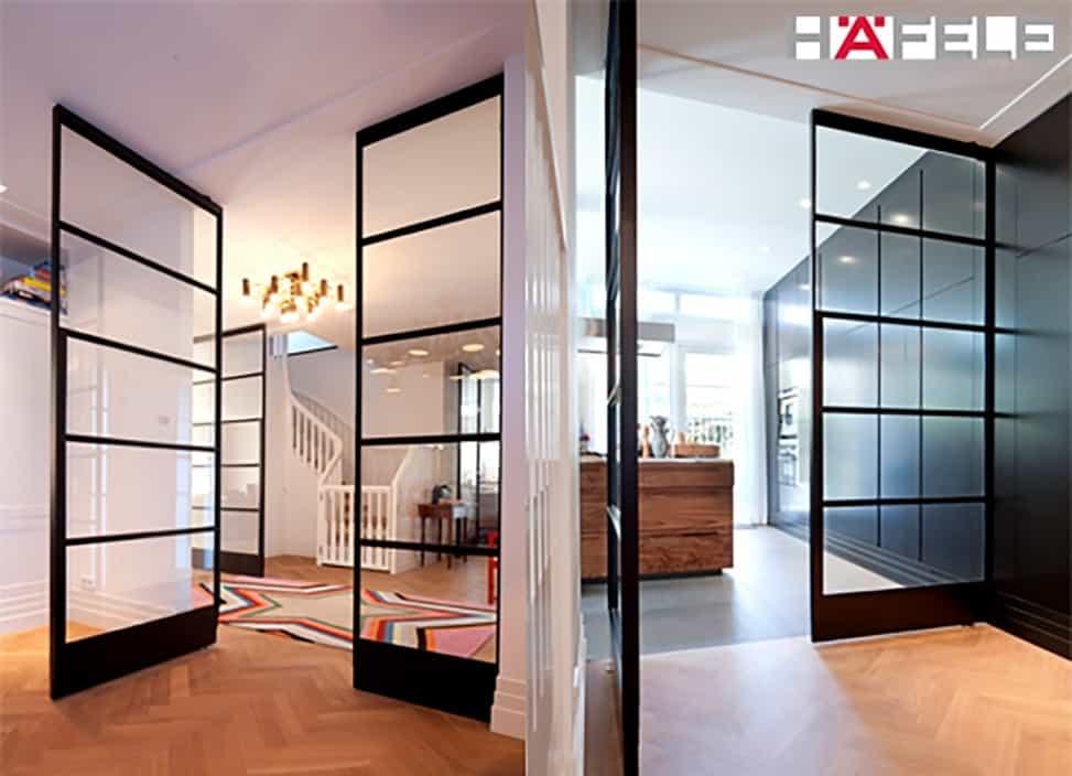 Häfele's FritsJurgens Pivot Door Systems: Enhancing Excellence