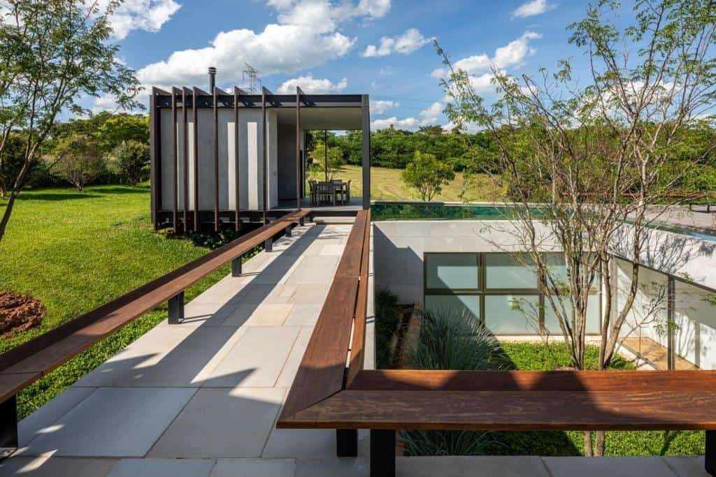 modern home design front
