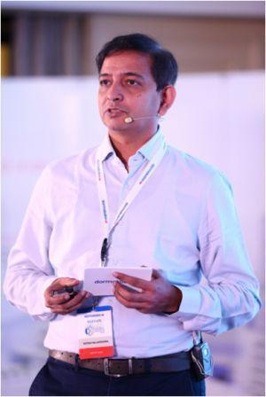 Mr. Natesh Balakrishna, Managing Director/Vice President South Asia, dormakabaIndia
