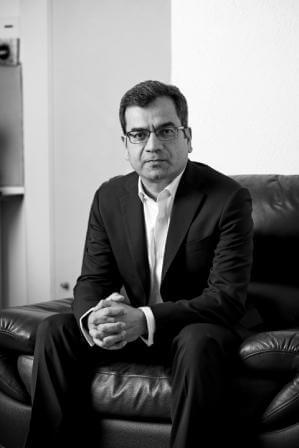 Mr.Salil Sadanandan, President – South Asia & EMEA, Kohler