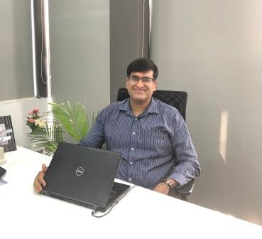 Gaurav Malhotra, MD India, and Regional Key Accounts Asia, Hansgrohe Group