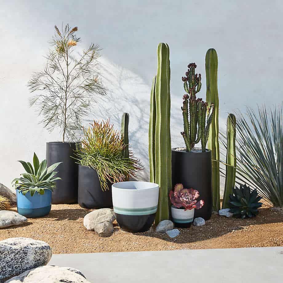 ceramic pots for indoor plants