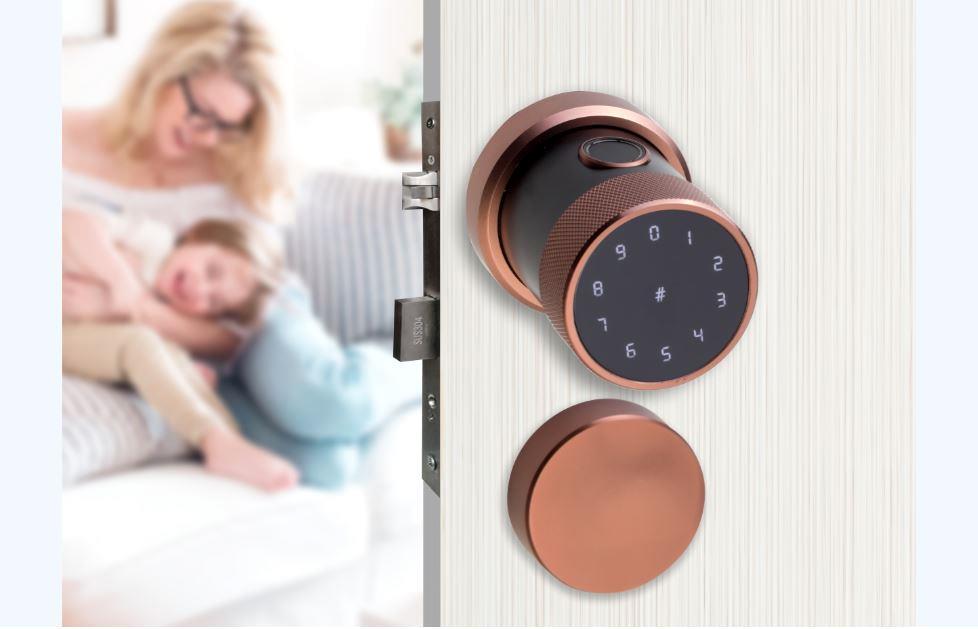 ozone smart digital door lock